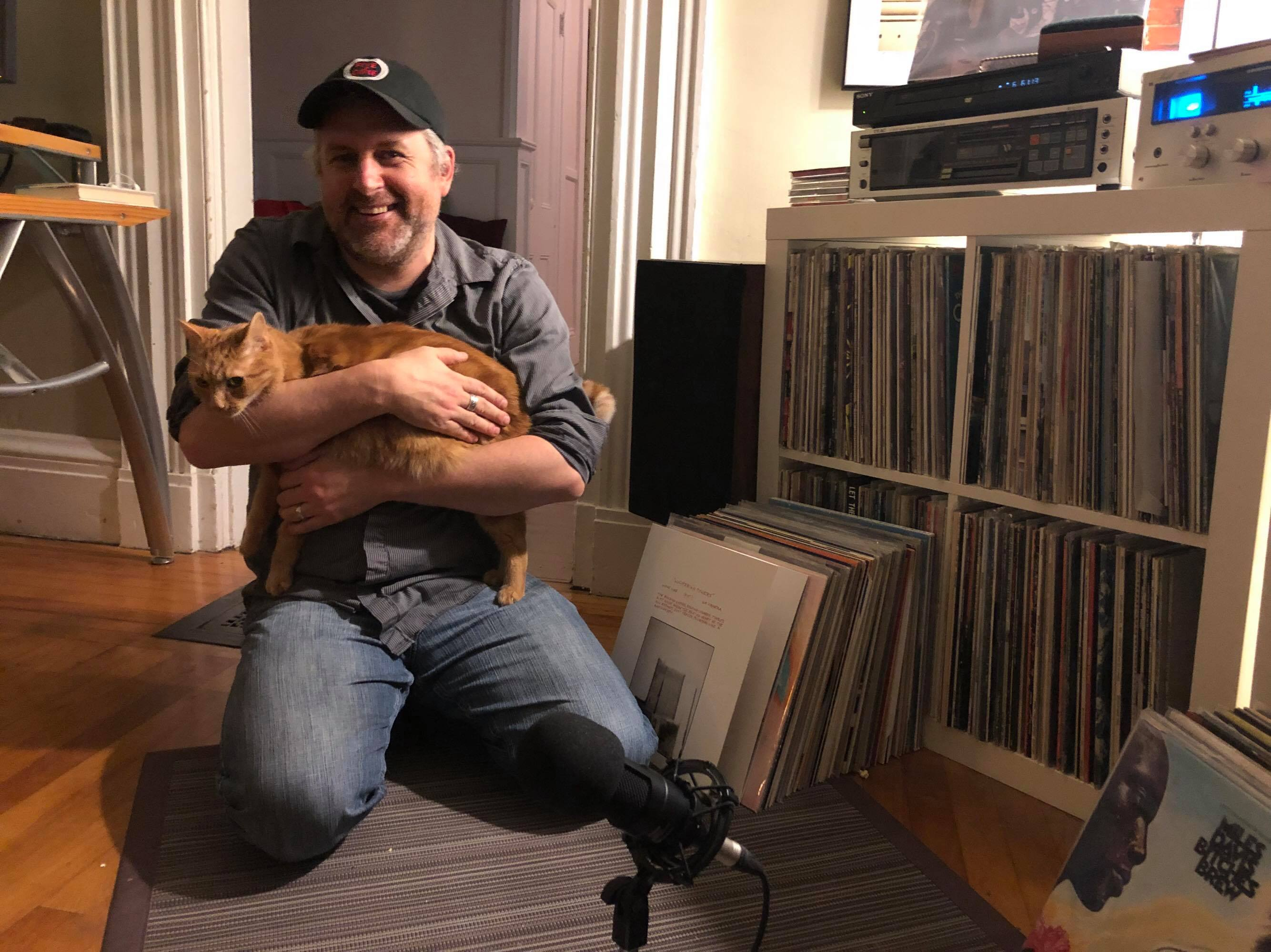 Volume 8 with Saint John Record Enthusiast, Jeff McLennan