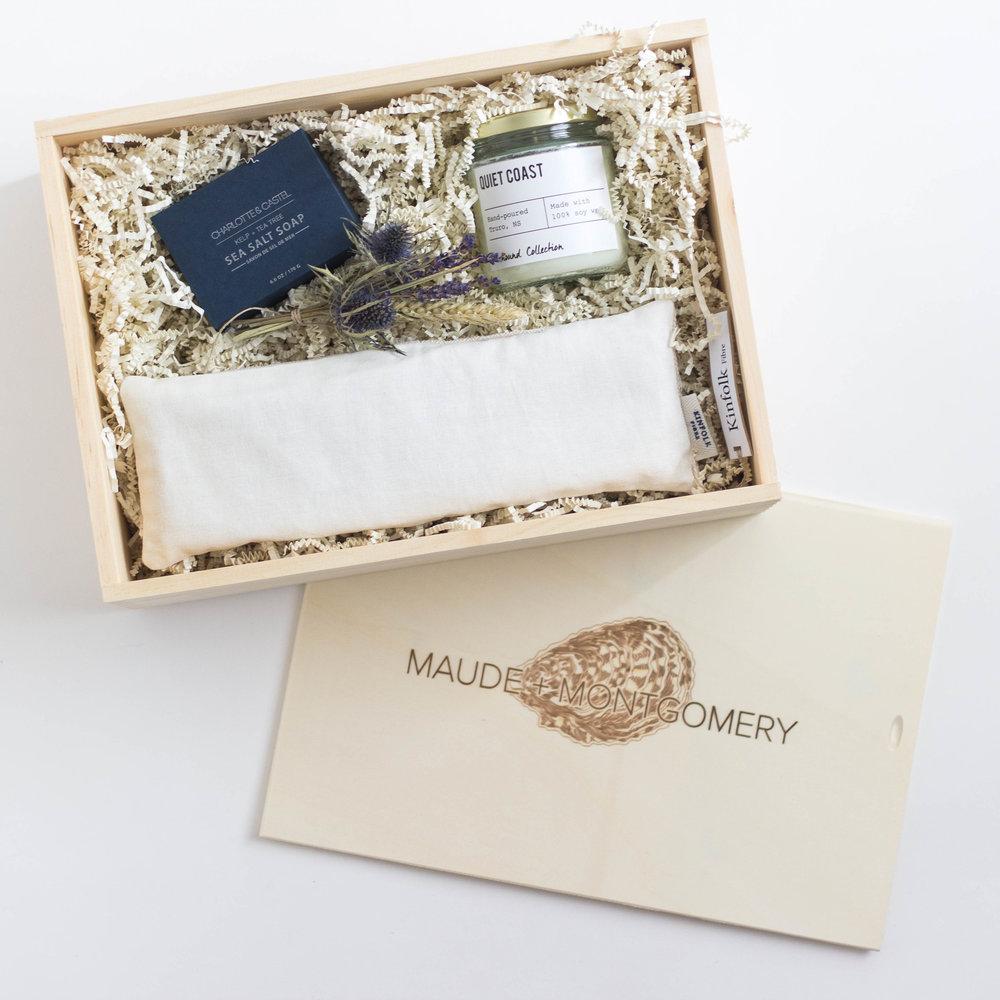 MAUDE + MONTGOMERY- Bring the Maritimes home.